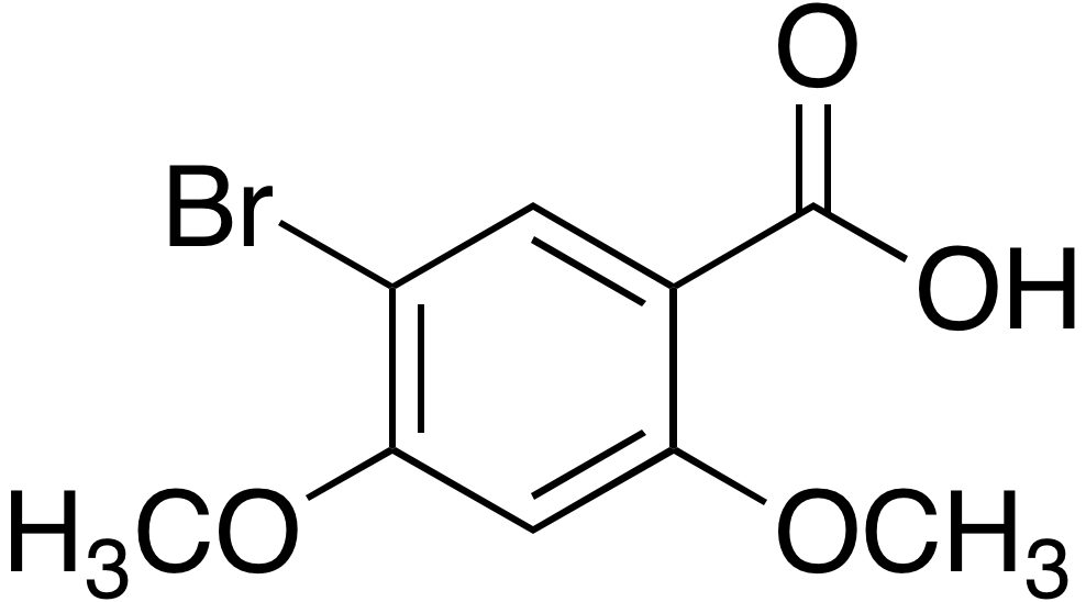 5-Bromo-2,4-dimethoxybenzoic acid