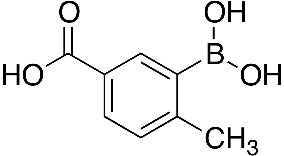 5-Carboxy-2-methylbenzeneboronic acid