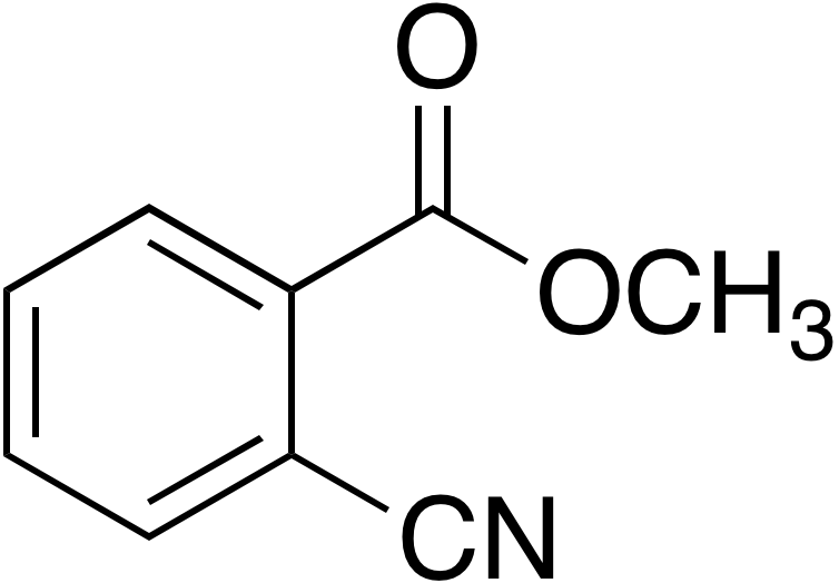 2-Cyanobenzoic acid methyl ester