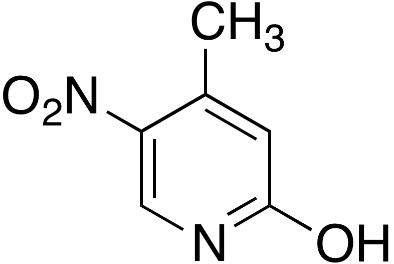 2-Hydroxy-4-methyl-5-nitropyridine