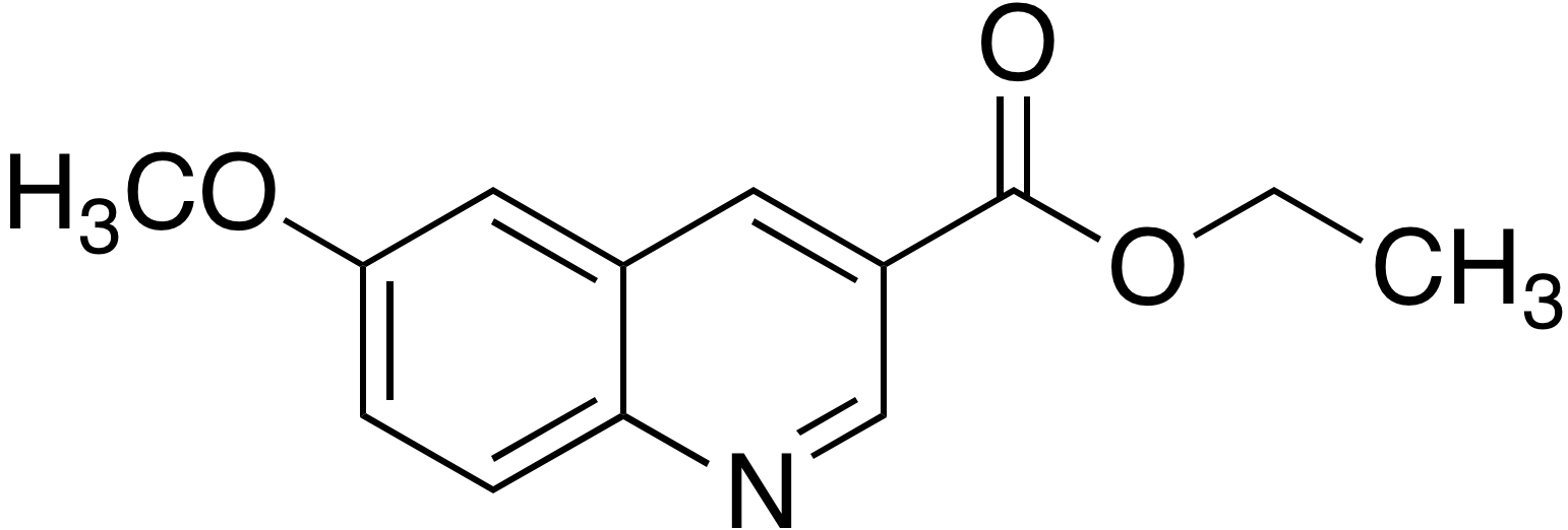 Ethyl 6-methoxyquinoline-3-carboxylate