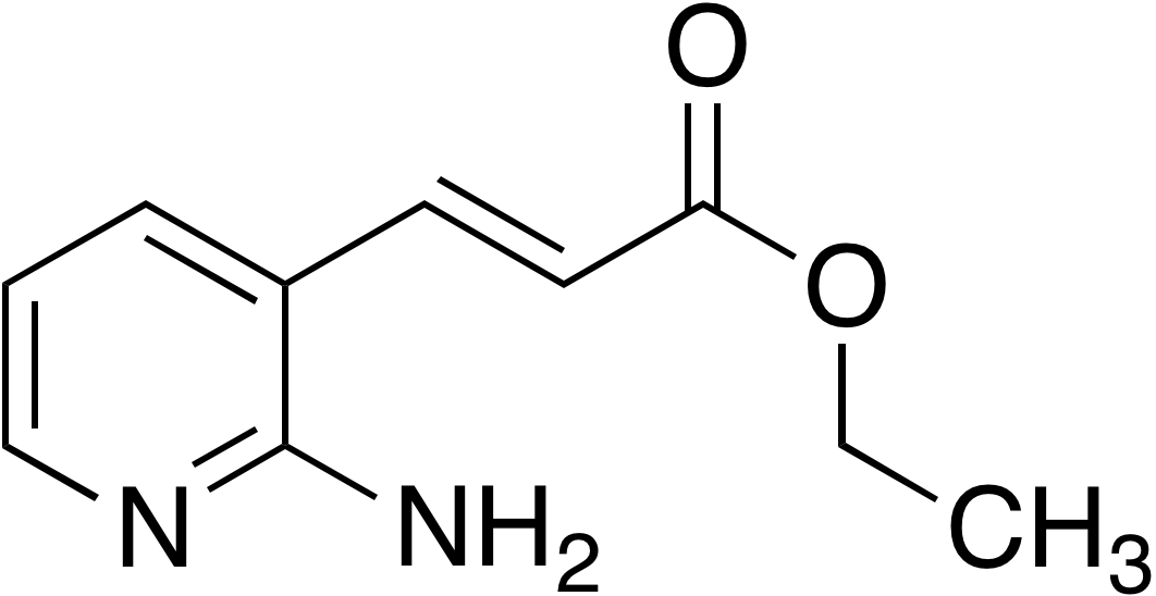 Ethyl 3-(2-amino-3-pyridyl)acrylate