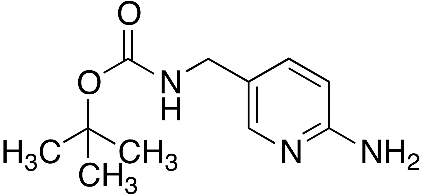 (6-Aminopyridin-3-ylmethyl)carbamic acid tert-butylester