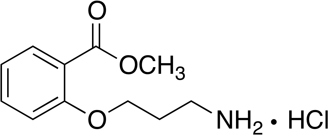 Methyl 2-(3-aminopropoxy)benzoate hydrochloride