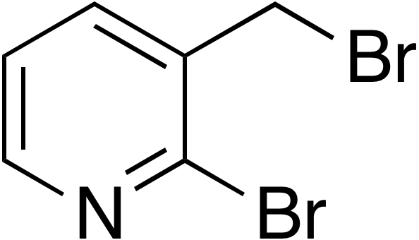 2-Bromo-3-(bromomethyl)pyridine