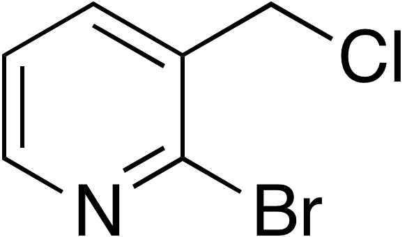 2-Bromo-3-(chloromethyl)pyridine