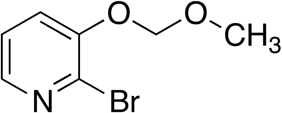 2-Bromo-3-(methoxymethoxy)pyridine
