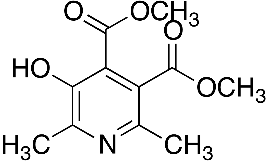 Dimethyl 5-hydroxy-2,6-dimethylpyridine-3,4-dicarboxylate