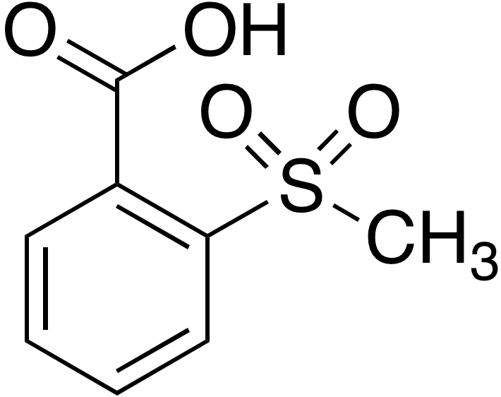 2-(Methylsulfonyl)benzoic acid