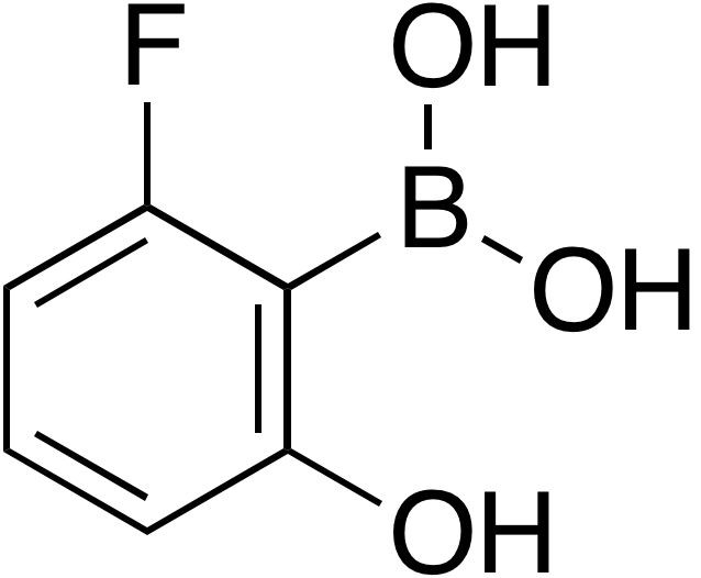 2-Fluoro-6-hydroxyphenylboronic acid
