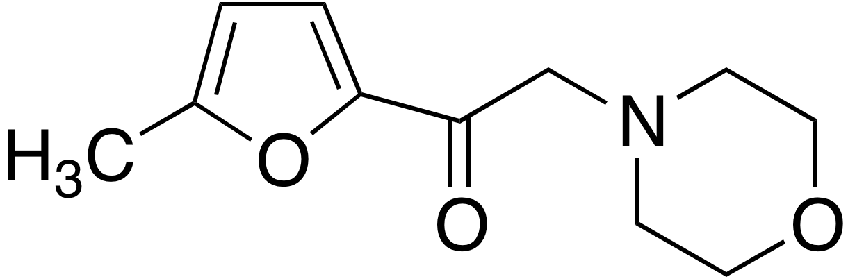 1-(5-Methylfuran-2-yl)-2-morpholinoethanone
