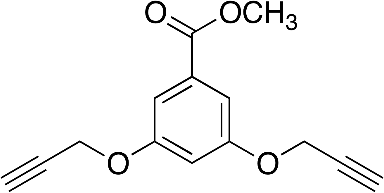 Methyl 3,5-bis(propargyloxy)benzoate
