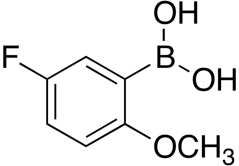 5-Fluoro-2-methoxybenzeneboronic acid