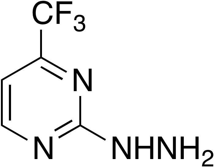 2-Hydrazino-4-(trifluoromethyl)pyrimidine