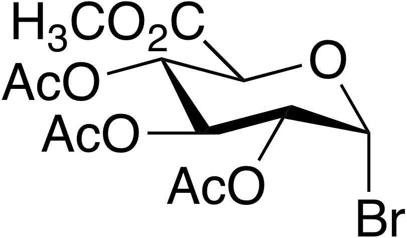 Acetobromo-α-D-glucuronic acid methyl ester