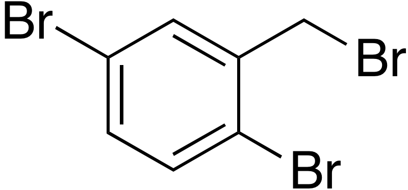 2,5-Dibromobenzyl bromide
