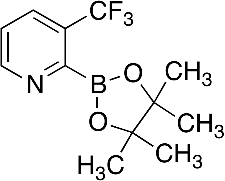 3-(Trifluoromethyl)pyridine-2-boronic acid pinacol ester