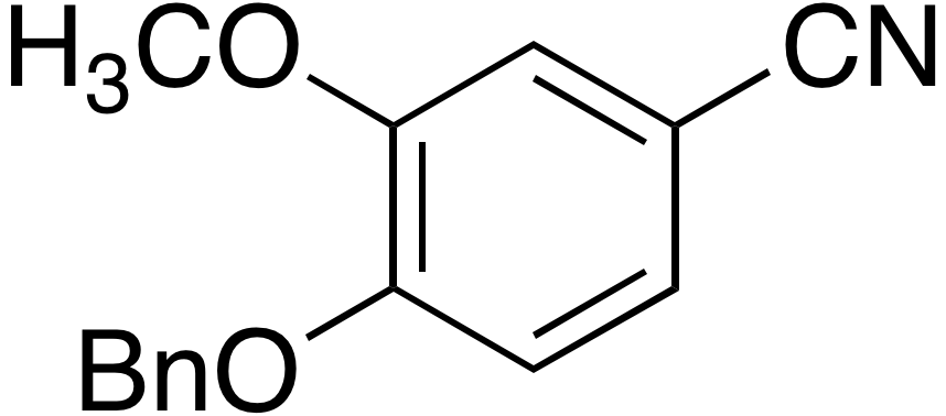 4-Benzyloxy-3-methoxybenzonitrile