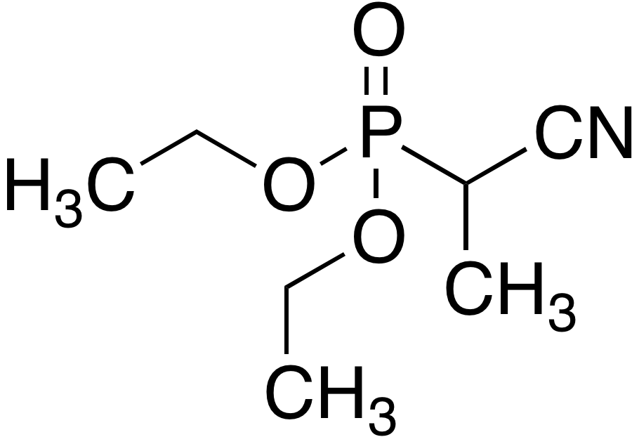 Diethyl (1-cyanoethyl)phosphonate