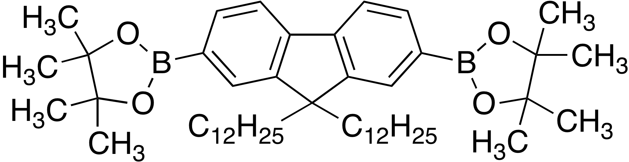 9,9-Didodecyl-9H-fluorene-2,7-diboronic acid pinacol ester