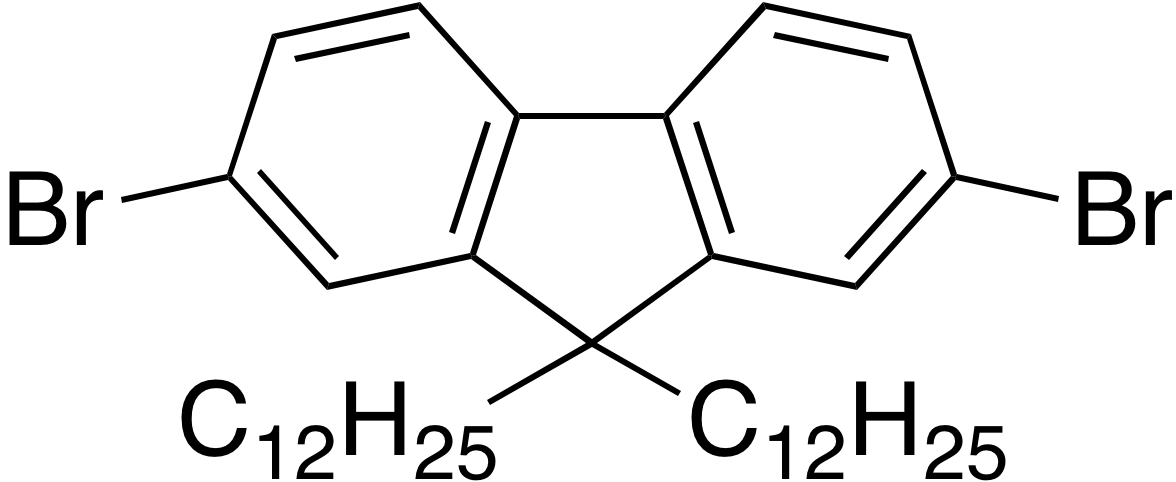 9,9-Didodecyl-2,7-dibromofluorene