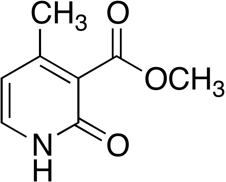 Methyl 4-methyl-2-oxo-1,2-dihydropyridine-3-carboxylate