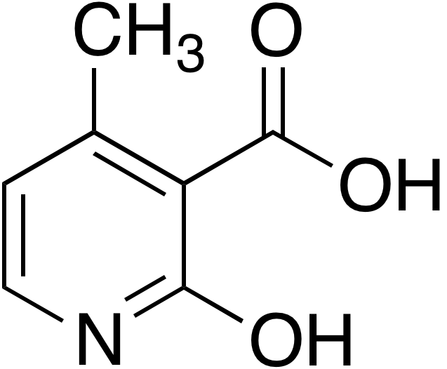 2-Hydroxy-4-methylnicotinic acid