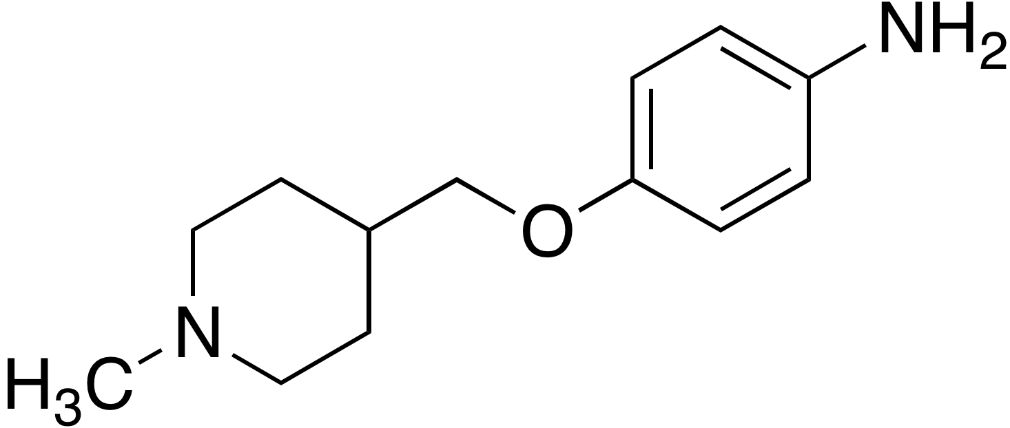 4-(1-Methyl-4-piperidinylmethoxy)aniline