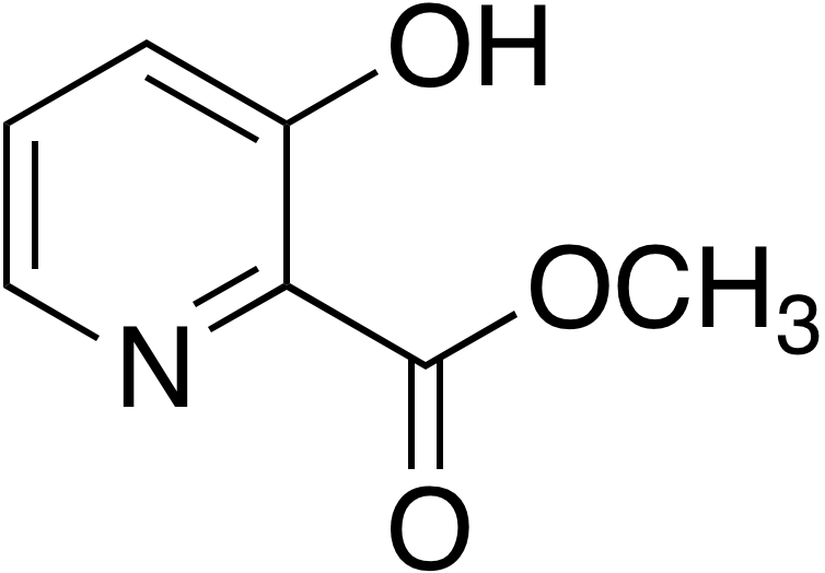 3-Hydroxypyridine-2-carboxylic acid methyl ester