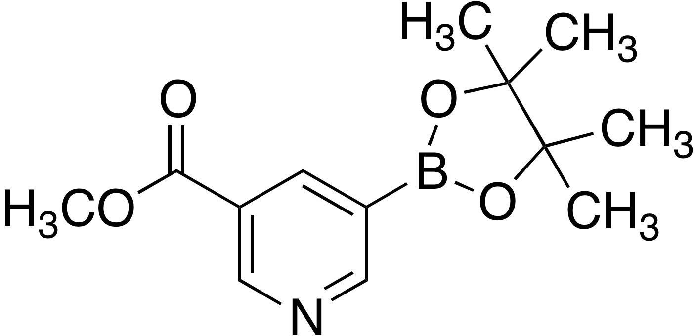 3-(Methoxycarbonyl)pyridine-5-boronic acid pinacol ester