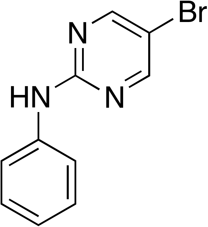 5-Bromo-N-phenylpyrimidin-2-amine