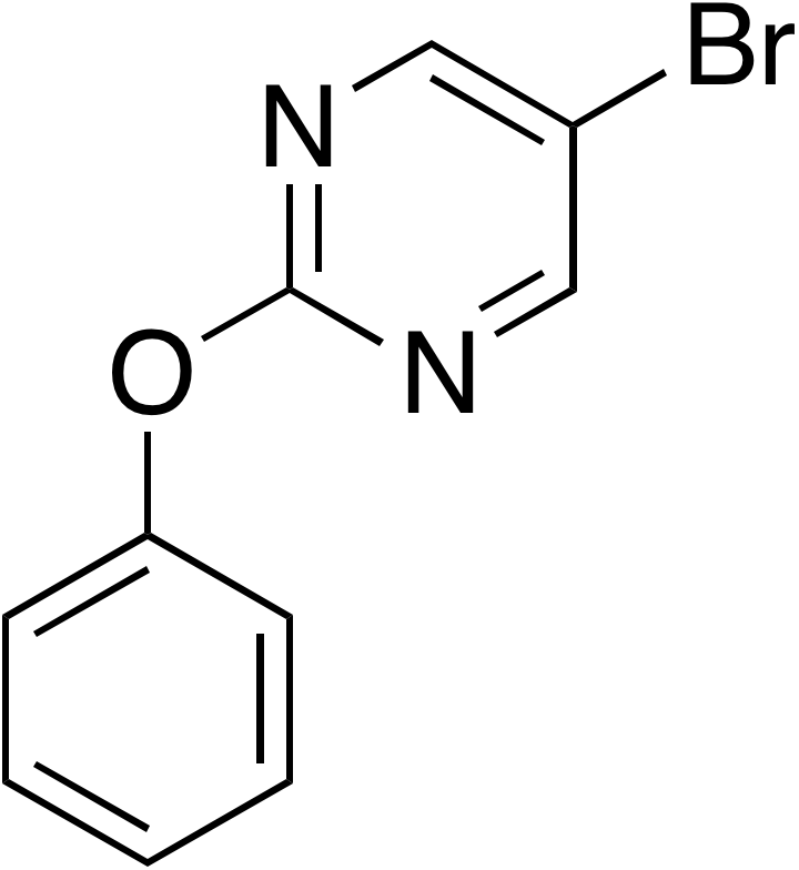 5-Bromo-2-phenoxypyrimidine