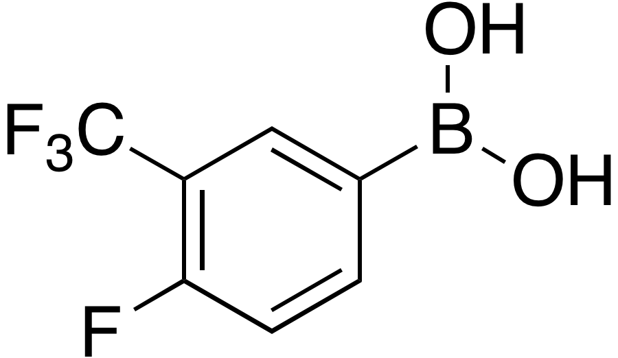 4-Fluoro-3-trifluoromethylbenzeneboronic acid