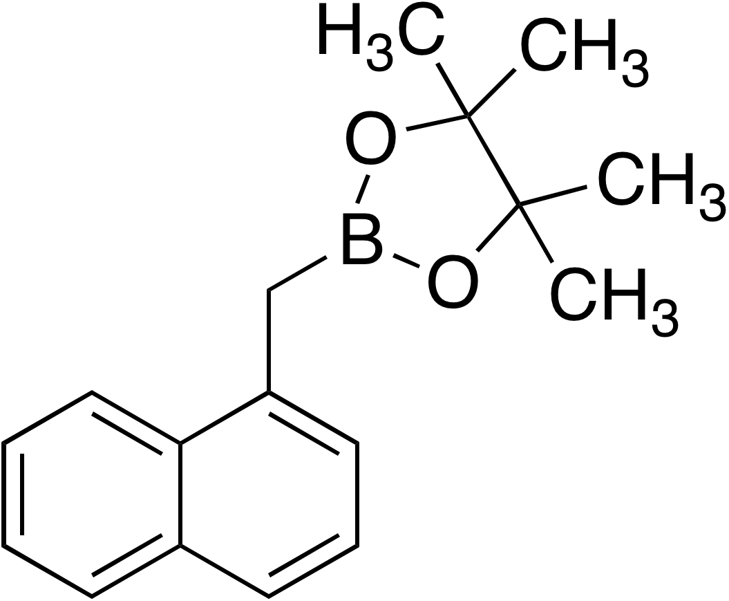 (Naphthalen-1-ylmethyl)boronic acid pinacol ester