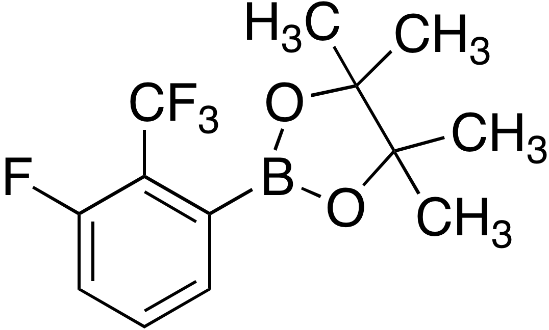 3-Fluoro-2-trifluoromethylbenzeneboronic acid pinacol ester
