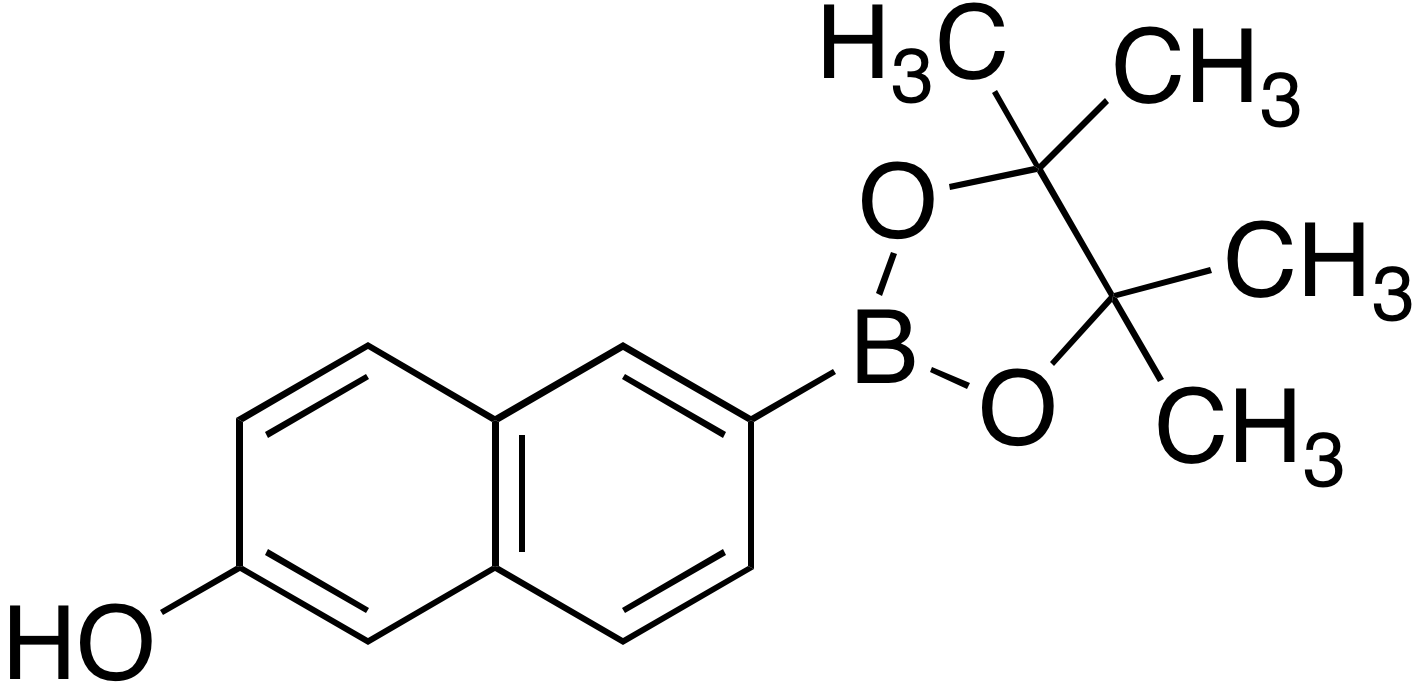6-Hydroxy-2-naphthaleneboronic acid pinacol ester
