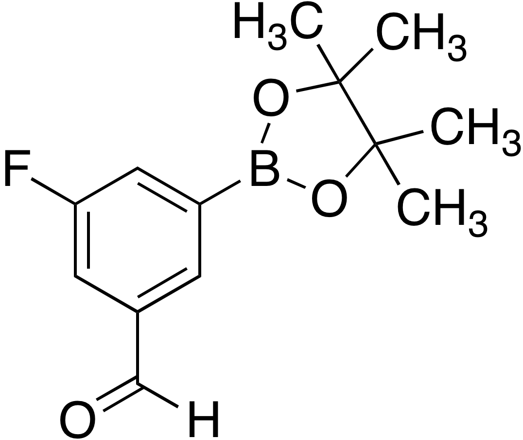 3-Fluoro-5-formylbenzeneboronic acid pinacol ester