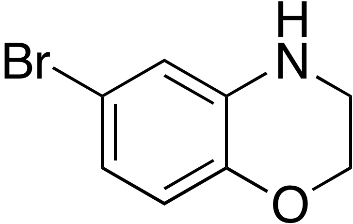 6-Bromo-3,4-dihydro-2H-1,4-benzoxazine