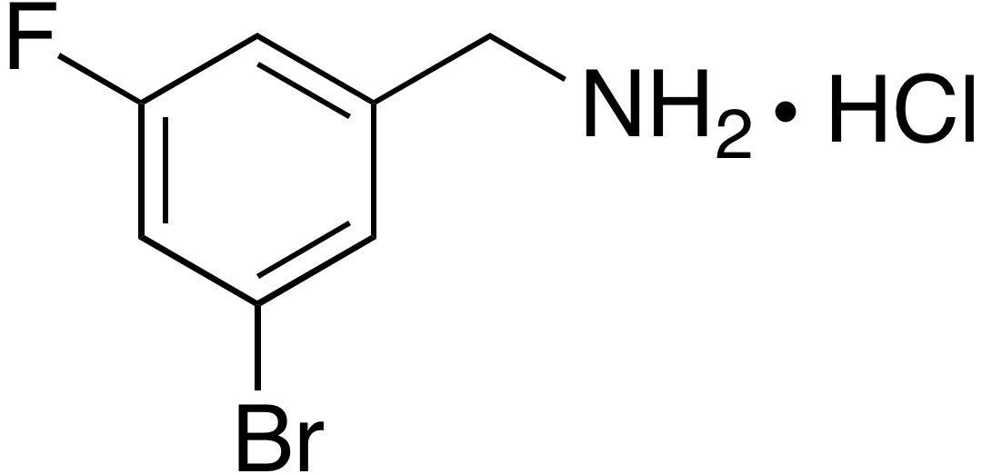 3-Bromo-5-fluorobenzylamine hydrochloride