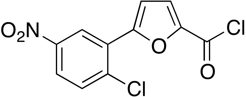 5-(2-Chloro-5-nitrophenyl)-2-furoyl chloride