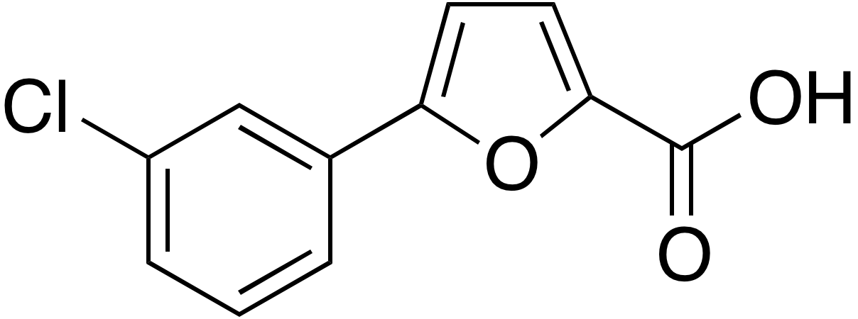 5-(3-Chlorophenyl)furan-2-carboxylic acid