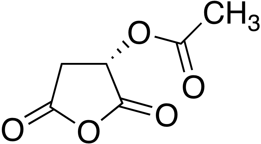 (S)-(−)-2-Acetoxysuccinic anhydride