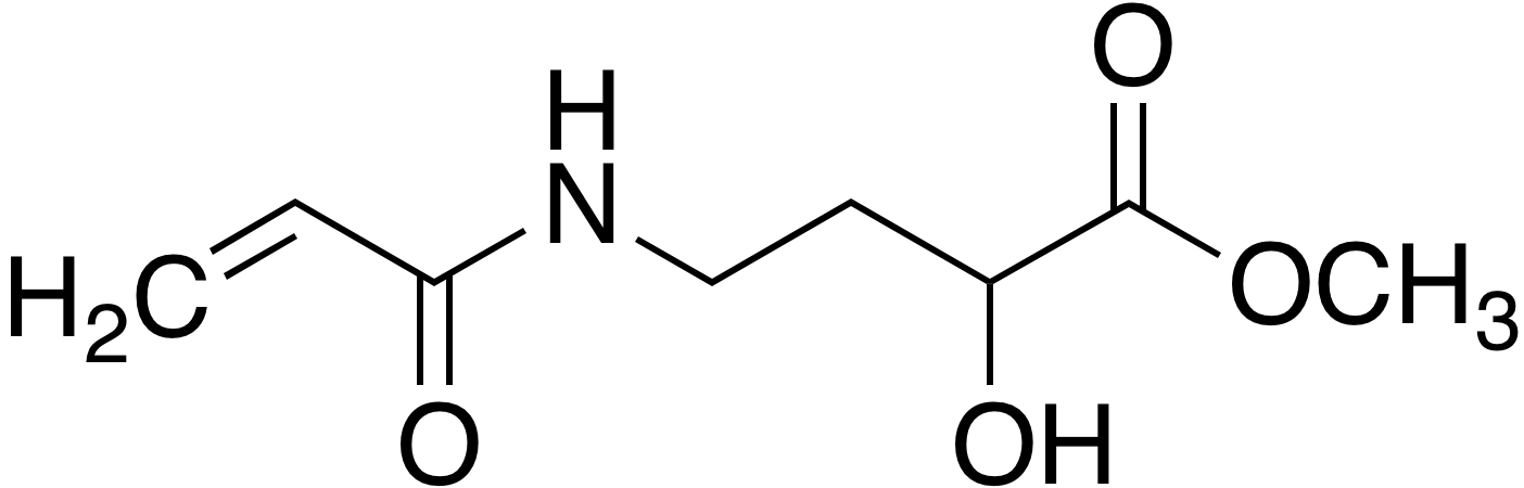 Methyl 4-acrylamido-2-hydroxybutanoate