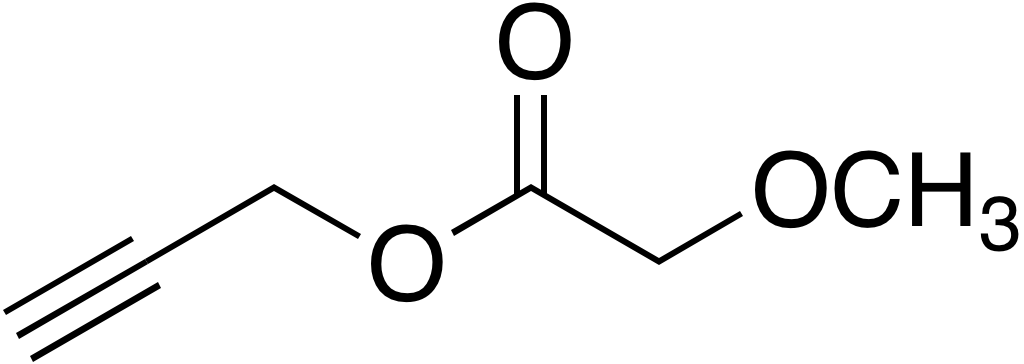 Methoxyacetic acid propargyl ester