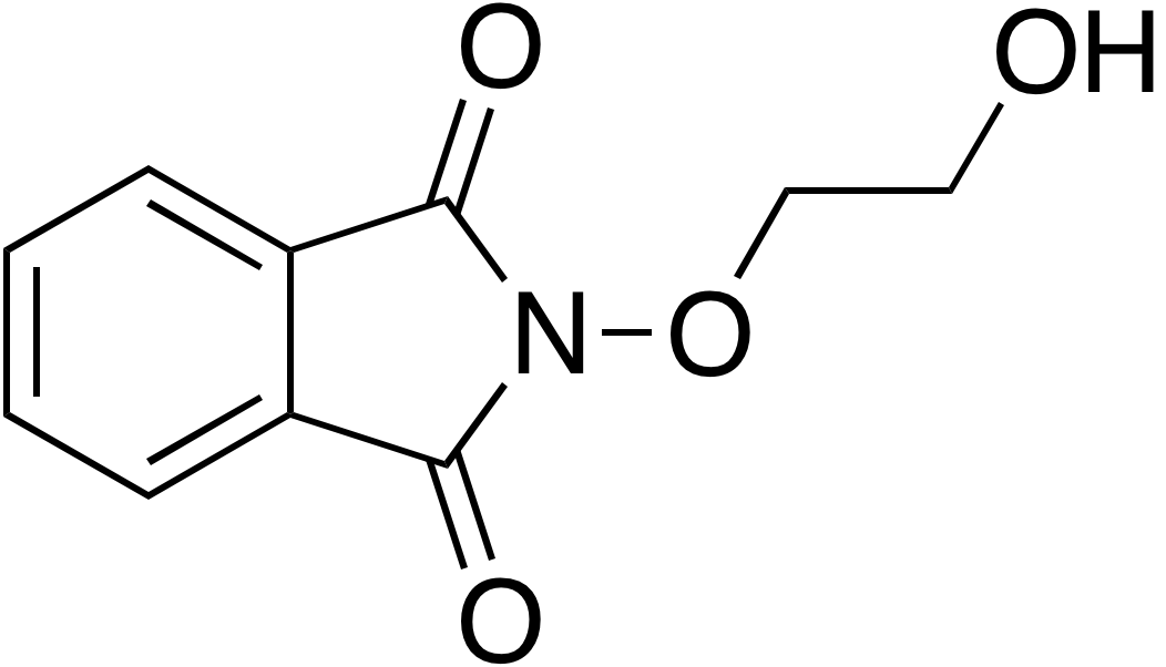 2-(2-Hydroxyethoxy)isoindoline-1,3-dione