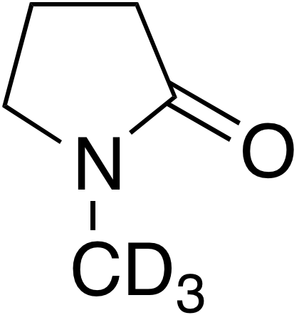 N-(Methyl-d<sub>3</sub>)-2-pyrrolidone