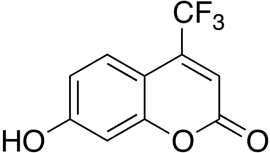 7-​Hydroxy-​4-​(trifluoromethyl)​coumarin