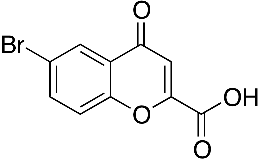 6-Bromochromone-2-carboxylic acid