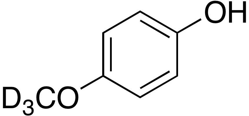 4-Methoxy-d<sub>3</sub>-phenol