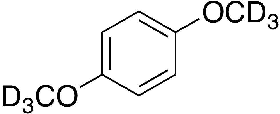 1,4-Dimethoxy-d<sub>6</sub>-benzene